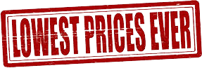 Lowest Prices Ever - You can save up to 75% on Toners & Ink Cartridges by purchasing from Toner Direct